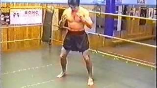 Стойка и перемещения - Тайский бокс (В. Чемякин)