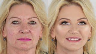Hooded Eyes Mature Makeup | STEPHANIE LANGE
