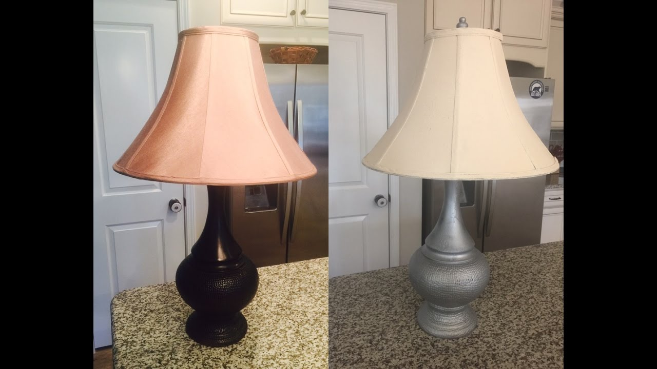 Chalk Paint Tutorial How To A Lamp