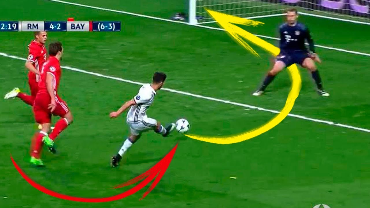 El MEJOR GOL de la historia de la CHAMPIONS LEAGUE (Real Madrid)