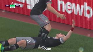Liverpool  Vs Southampton  EPL Match Day Live 1/24/17