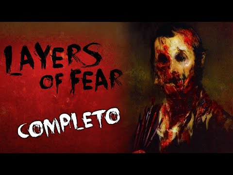 LAYERS OF FEAR COMPLETO LEGENDADO PT-BR