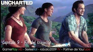 Uncharted El Legado Perdido Capitulo 9 Fin del juego | SeriesRol
