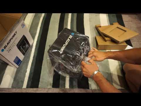 Blaupunkt GTB 8200 A unboxing