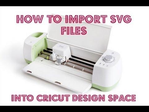 Download Cricut Explore - How to Import an SVG file into Cricut ...
