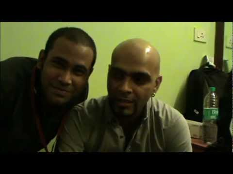 Me And Raghu In MTV Roadies 9 Audition
