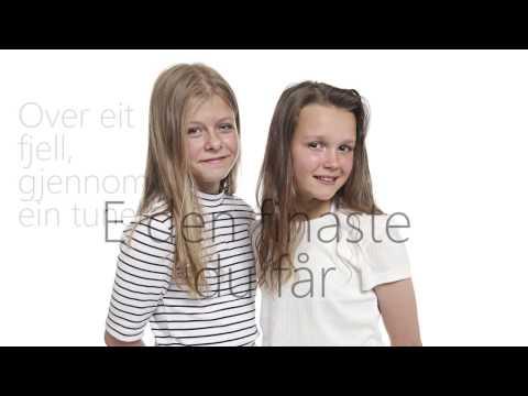 Vestlandet lyrics - Vilde og Anna - MGPjr 2016