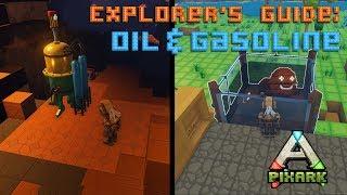 Explorers Guide : Oil & Gasoline