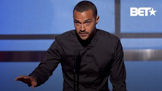 Jesse Williams Condemns Police Brutality In Moving Acceptance Speech at 2016 BET Awards