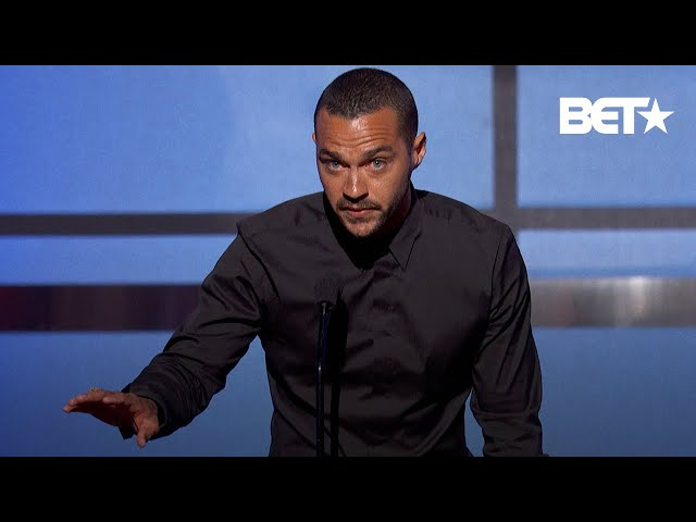 Jesse Williams Condemns Police Brutality In Moving  Speech at 2016 BET Awards   BET Awards 2020