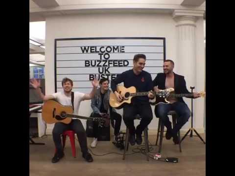 Busted - Buzzfeed UK (November 3, 2016)