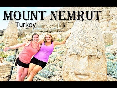 Mount Nemru Turkey: Cendere Bridge, Arsemia, Caves, Mountains