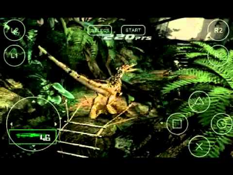 Dino Crisis 2 Iso