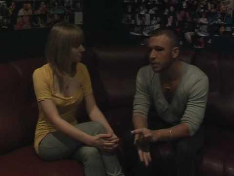 LUXOR male belly dance show интервью