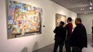 """Perspectivas del Arte latinoamericano. """" Museo de Arte Imperial BAMOIC """" Beijing - China (HD)"""