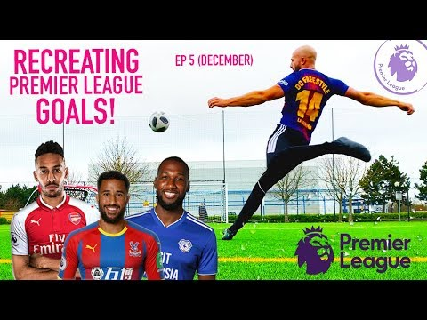 The BEST Premier League Goals | Dec 18/19