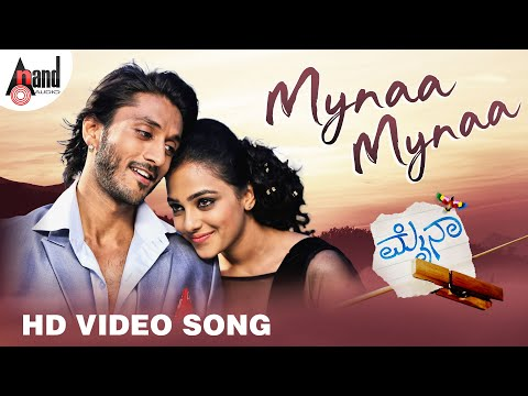 "Mynaa Mynaa Title Track ""Official HD Video"" - MYNAA feat. Chetan and Nithya Menon"