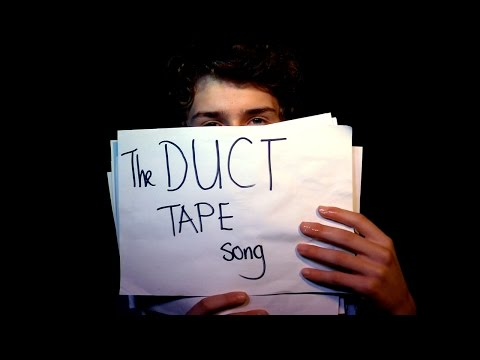 Isaac Adni - The Duct Tape Song [OFFICIAL LYRIC VIDEO]