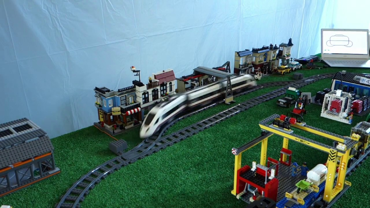 Lego Train Curved Rail Sleeper Plate 40 Pc Lot Railroad Track Buy 2 Get 1 FREE