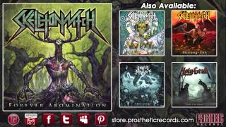 "Skeletonwitch - ""Shredding Sacred Flesh"""