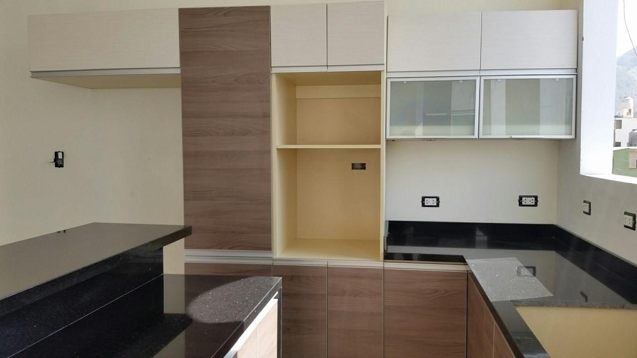 Muebles de cocina en Melamina - Lima - YouTube