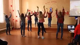 Танец для флэшмоба легкий уровень сложности