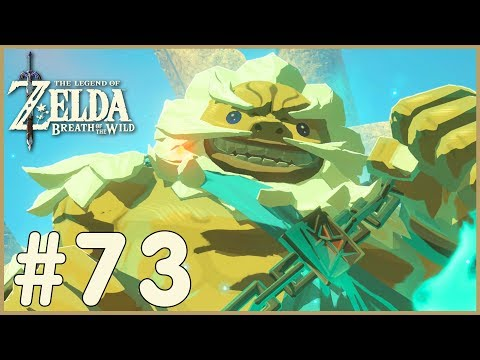Zelda: Breath Of The Wild - Daruk (73)
