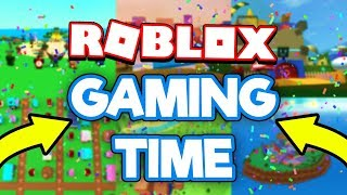 🔴 ROBLOX Gaming Time! #3 🎮 🔥 (AWESOME ANNOUNCEMENT) | 📱 🎮 🚁🚗 😱 Roblox Live Stream