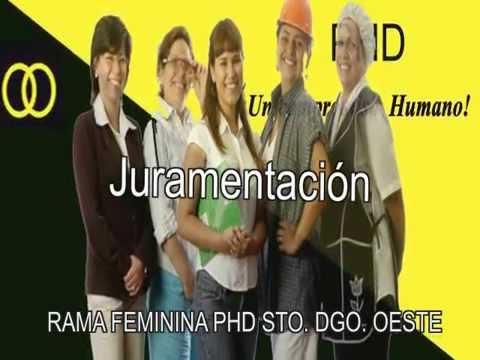 JURAMENTACION COMITE FEMENINO PARTIDO HUMANISTA SANTO DOMINGO OESTE