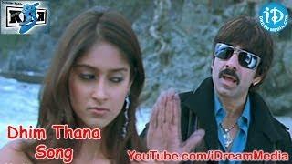 Kick Movie Songs - Dhim Thana Song - Ravi Teja - Ileana - S S Thaman