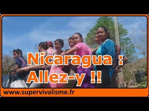 48 - Nicaragua, un pays superbe, on vous emmène !...