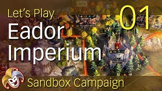 Eador Imperium Sandbox ~ 01 Getting Started