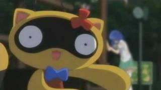 girl growth & transforms to cat Nurse Witch Komugi chain Magikarte Z