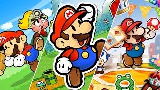 Paper Mario Color Splash: Primeira Gameplay