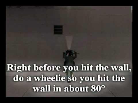 GTA San Andreas Stunting Tutorials - Wallride
