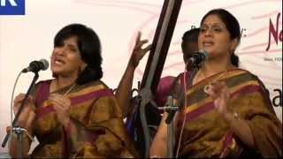 Adi Moolame Maku l Karunai Deivame Karpagame l Priya Sisters l Carnatic Vocal l Bharat Sangeet Utsav