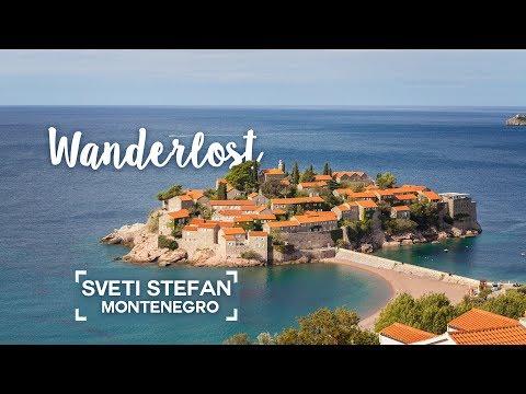 Montenegro Part. 5 - The famous Sveti Stefan Village