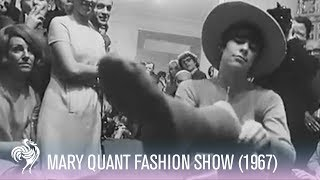Mary Quant Fashion Show in Germany