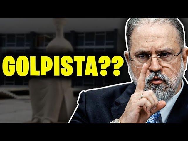 ARAS APOIANDO GOLPE DE BOLSONARO?