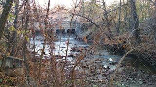 Прогулка на красной речке и озере вонючке в Запорожье что с рыбалкой в ноябре Рыболовные заметки