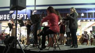 O Come O Come Emmanuel & Celtic Fiddle Origins - School Of Music, , 6 Dec 2014