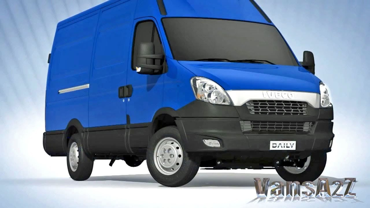 a7bcb91981978b All-New Iveco Daily 2012 - YouTube