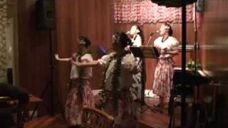 KUPONO Live in Toyosu   Ka Lehua I Milia