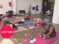 Little Women: LA: Tonya Walks Off the Set of Her Workout Video (S3, E8) | Lifetime