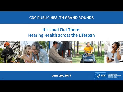Hearing Loss: Poorly Recognized but Often Preventable