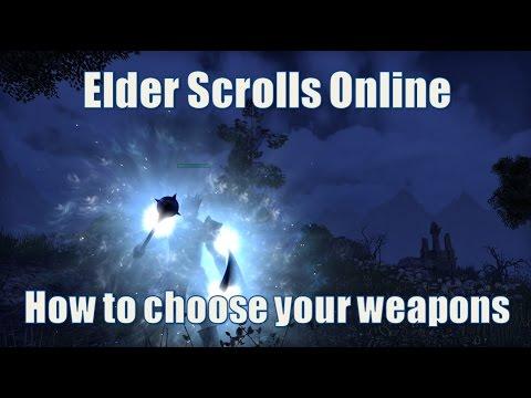 Eso Nightblade Dagger Or Sword