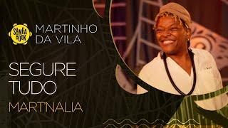 """Baixar Mart'nália canta """"Segure Tudo"""" no Sambabook Martinho da Vila"""