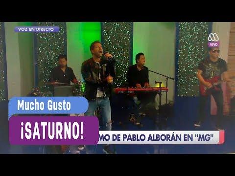 Radio Mucho Gusto - Pablo Alborán ''Saturno'' - Mucho Gusto 2017