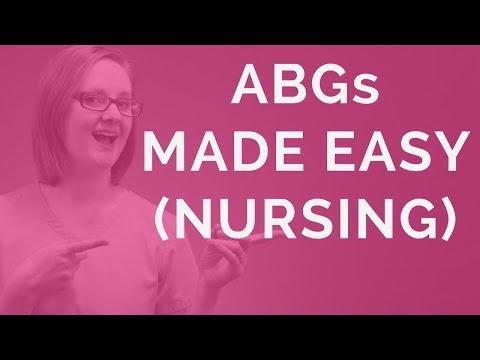 Arterial Blood Gas Interpretation: ABGs Made Easy! (Nursing)