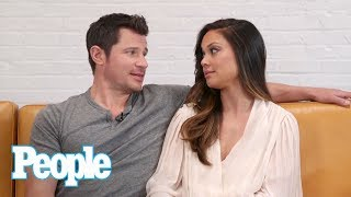 Nick And Vanessa Lachey Recall a 'Funky Time' in Their Marriage | People
